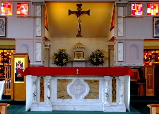 The Altar and Tabernacle