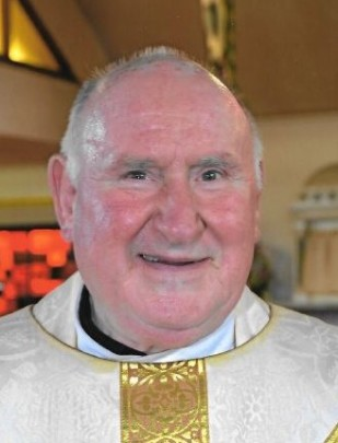 Parish Priest: Father Liam O'Connor