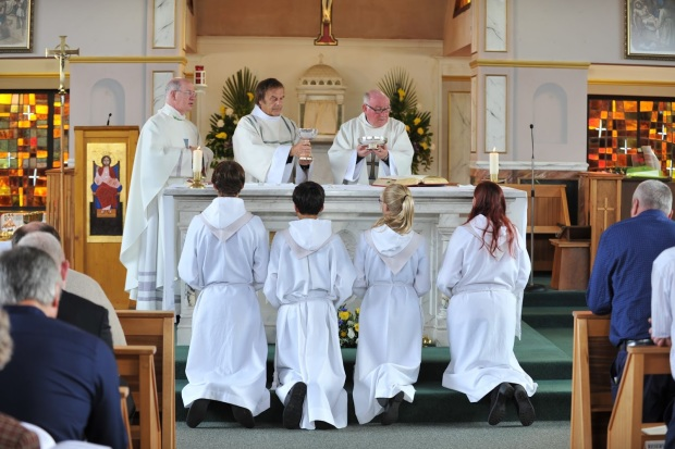 Fr Liam Golden Jubilee